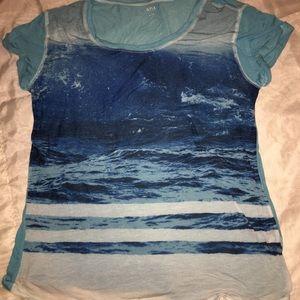 Ocean short sleeve tee